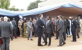 La nouvelle mission de stabilisation de l'ONU au Mali, la Minusma, a été officiellement mise en place lundi lors d'une cérémonie à Bamako.