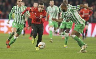 Hatem Ben Arfa veut retrouver Giovani Lo Celso à Séville.