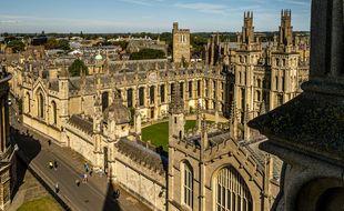 L'université d'Oxford (illustration).