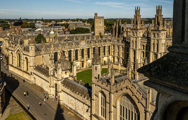 Oxford University (illustration).