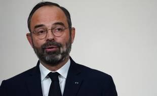 Edouard Philippe, le 19 décembre 2019 à Paris.