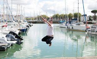 L'année dernière, Michael Youn n'avait pas hésité à se jeter à l'occasion du festival de La Rochelle. Va-t-il remettre ça cette année?