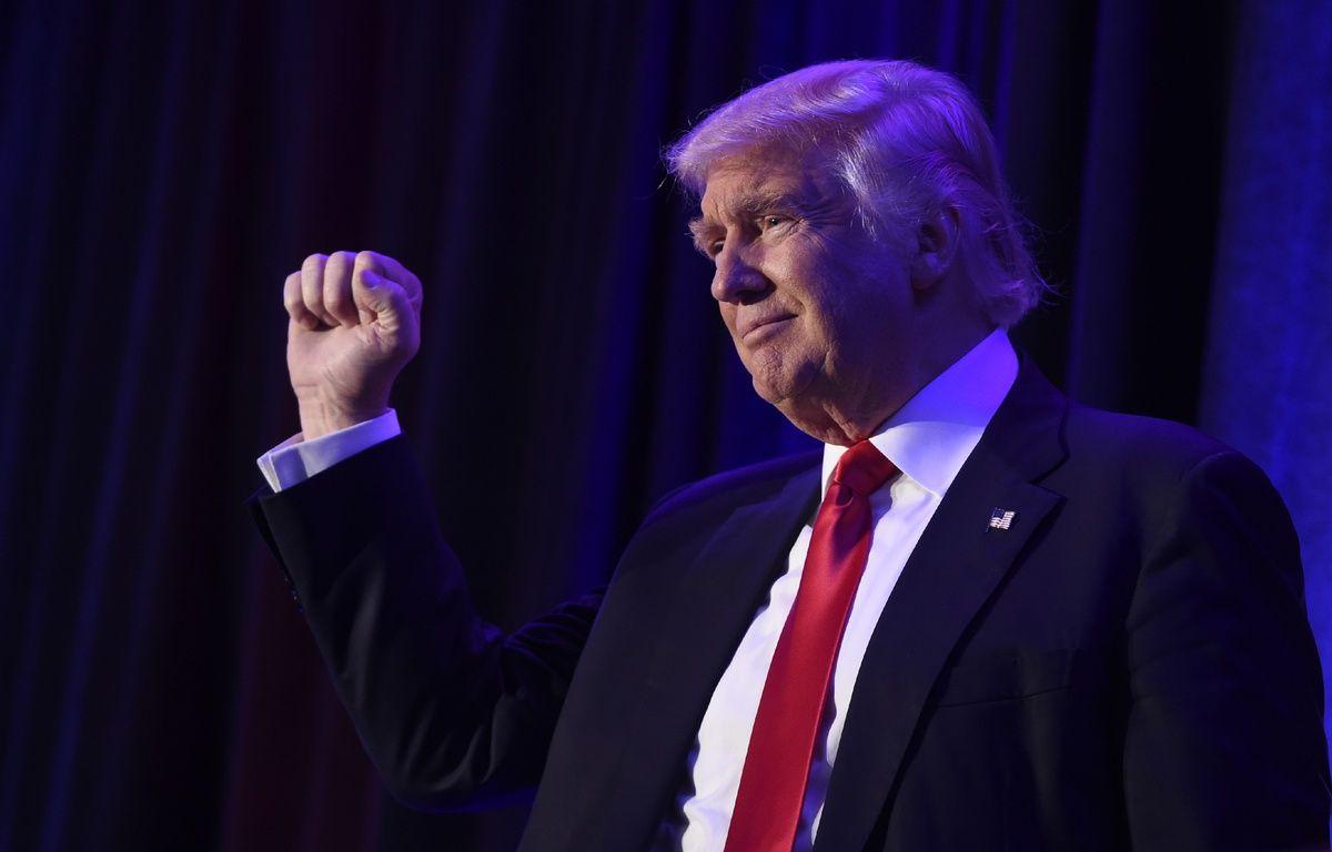 Le républicain Donald sera le 45e président américain. – SAUL LOEB / AFP