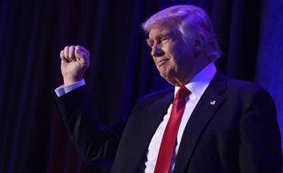Le républicain Donald sera le 45e président américain.