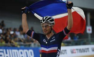 Benjamin Thomas: deux prénoms, un champion du monde
