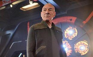 Patrick Stewart reprend son rôle du capitaine Jean-Luc Picard dans la série «Star Trek : Picard»