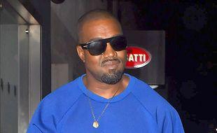 Le rappeur et candidat à la présidentielle américaine Kanye West