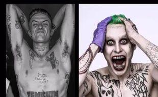 Capture Instagram de la chanteuse Yolandi Visser de Die Antwoord - qui accuse «Suicide Squad» de plagiat