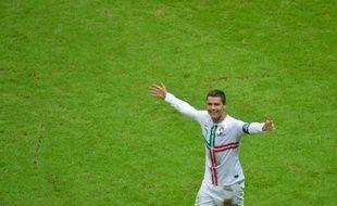 """""""On a montré une belle unité sur le terrain"""", a salué Cristiano Ronaldo, attaquant et capitaine du Portugal, auteur du but de la qualification en demi-finale de l'Euro-2012, face à la République Tchèque, battue (1-0) en quarts jeudi à Varsovie."""