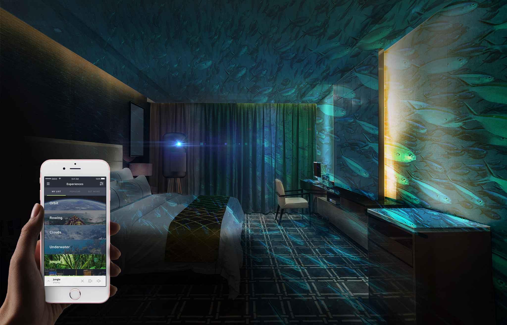 Et si vous configuriez votre chambre d h tel for Personnaliser sa chambre