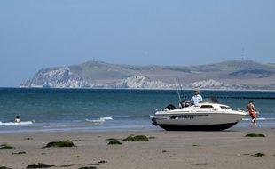 La côte d'Opale désigne la quasi-totalité des rives du Pas-de-Calais.