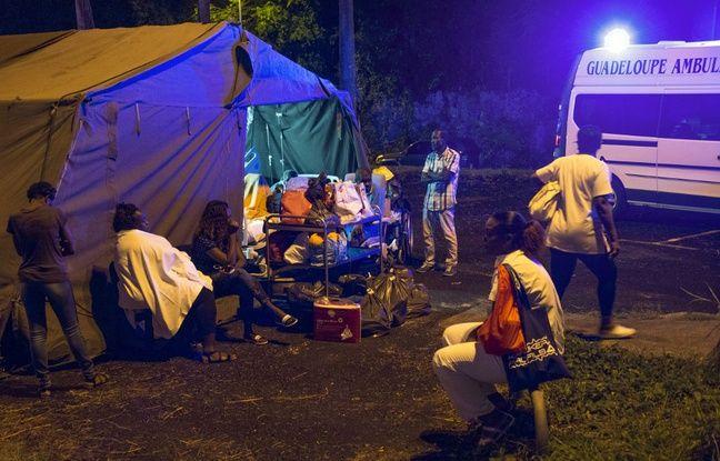 Guadeloupe: Plusieurs milliers de personnes dans les rues pour soutenir le personnel en grève au CHU