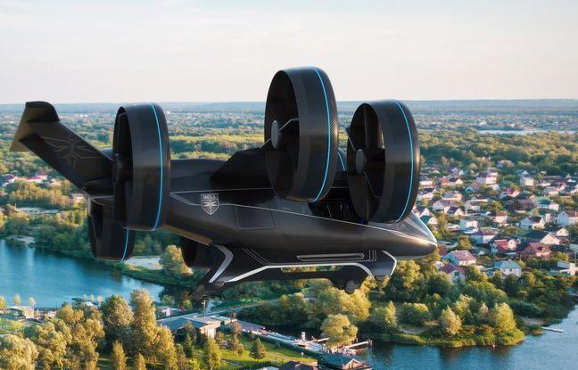 Nexus: l'avenir d'Uber passera peut-être par le ciel.