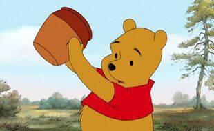 Extrait de Winnie l'ourson, le film