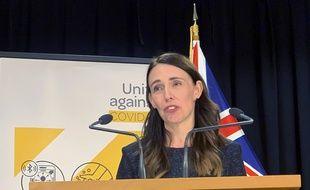 Jacinda Ardern, Première ministre de Nouvelle Zélande.