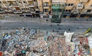 La moitié de la population du Liban pourrait connaître une pénurie alimentaire d'ici décembre 2020, selon ONU.
