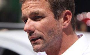 Le pilote français Sébastien Loeb en septembre 2013.