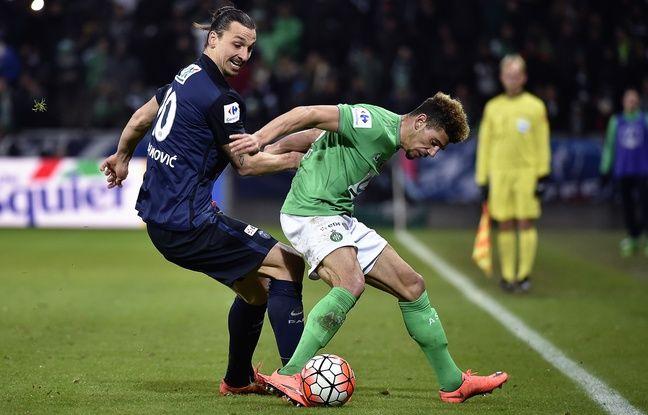 Face au PSG de Zlatan Ibrahimovic, Kévin Malcuit a toujours répondu présent la saison passée.