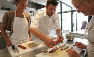 Le chef de l'Amphytrion Yannick Delpech intègre le nouveau jury de l'émission culinaire Masterchef.