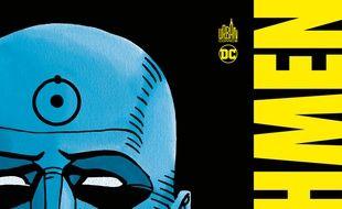 « Watchmen » a été le premier livre édité par François Hercouët.