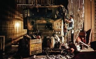 MArk Wahlberg dans Transformers: l'Age d'extinction