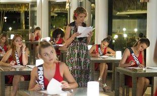 Les candidates à Miss France 2020 passent un test de culture générale