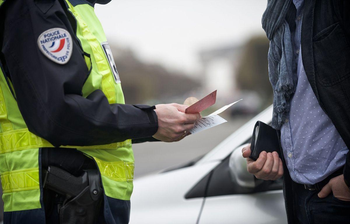 Les contrôles d'identité pourraient durer jusqu'à quatre heures (illustration). – NICOLAS MESSYASZ/SIPA