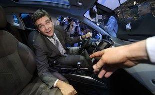 """Le ministre du Redressement productif, Arnaud Montebourg, a assuré mardi qu'il n'y aurait """"pas de décision en 2013"""" du gouvernement sur une éventuelle prime de conversion pour aider au remplacement des voitures diesel les plus polluantes."""