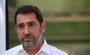 Christophe Castaner, le 2 juin 2018, dans la ville de Sète.