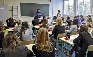 Des collèges et lycées bordelais testent les nouveaux rythmes scolaires.