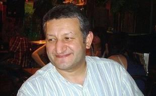 Photo non-datée de Saad al-Hilli, 50 ans, victime présumée de la tuerie de Chevaline survenue le 5 septembre 2012.