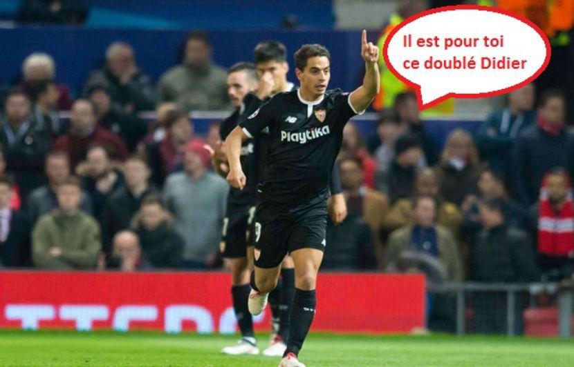 Maillot Domicile Sevilla FC Ben Yedder