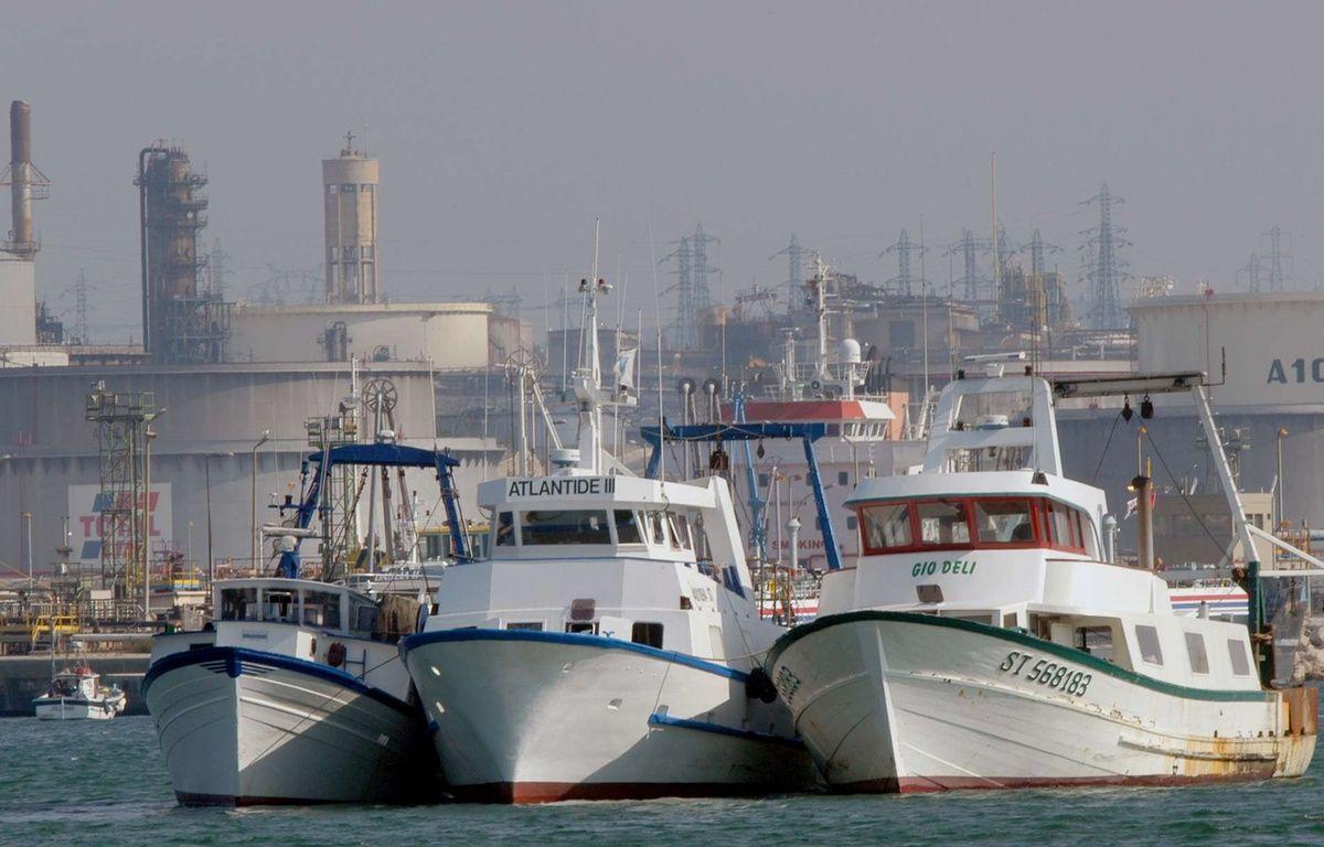 Une proposition de loi contre l'alcoolisme chez les marins – CLAUDE PARIS/AP/SIPA