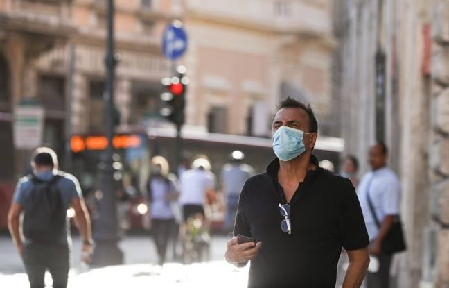 Coronavirus: L'Italie ferme les discothèques etimpose le port du masque le soir en public