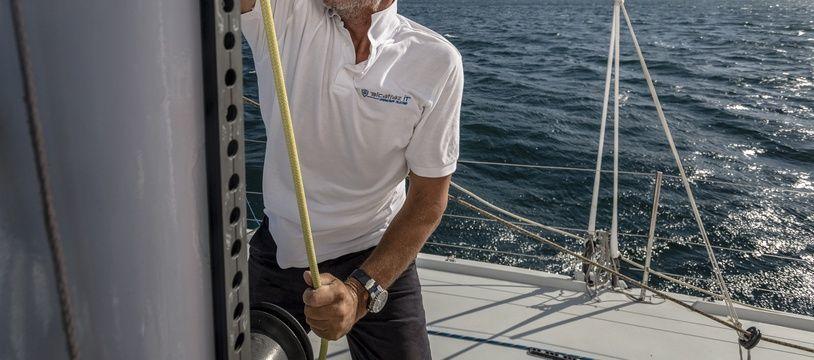 Sébastien Destremau aborde la Route du Rhum avec de nouvelles ambitions.