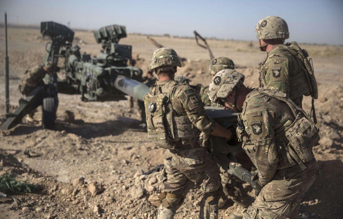 Des soldats américains en manœuvre en Afghanistan. (Illustration) – Sgt. Justin Updegraff/AP/SIPA