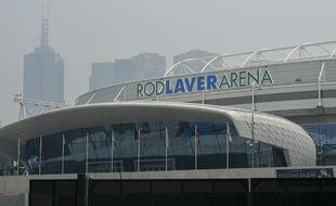 La Rod Laver Arena, principal stade de l'Open d'Australie, le 14 janvier 2020.