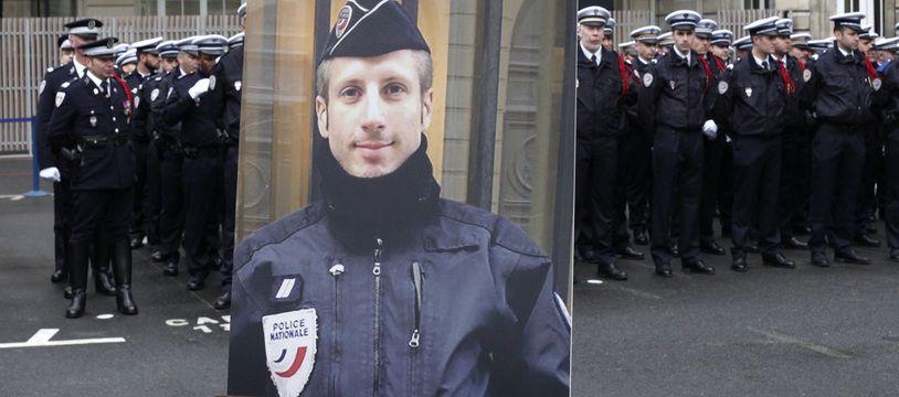Xavier Jugelé a été assassiné le 20 avril 2017 sur les Champs-Elysées, à Paris