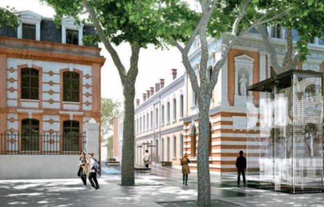 Toulouse la cit internationale des chercheurs bloqu e - Residence les jardins de l universite toulouse ...