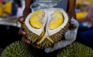 Un durian. Image d'illustration.