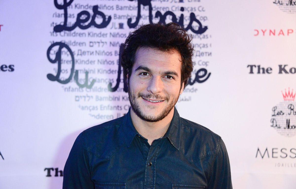 Amir devrait représenter la France au prochain Eurovision. – LAURENT BENHAMOU/SIPA