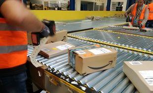 La Ville rose accueille l'une des onze agences françaises de livraison d'Amazon.