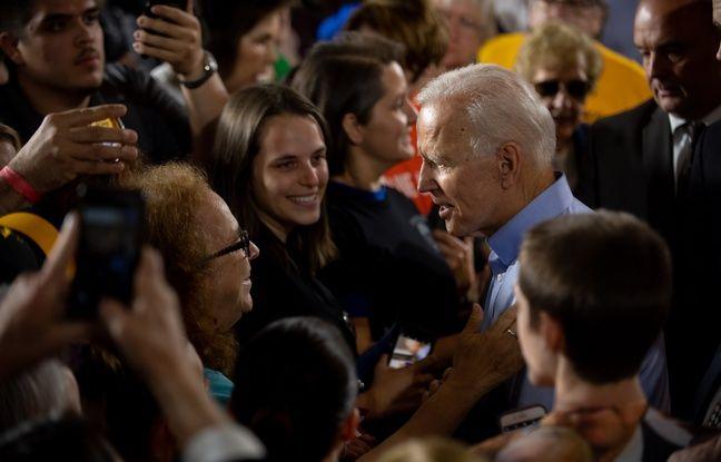 Etats-Unis: Joe Biden lance sa campagne en disputant à Trump le soutien des ouvriers