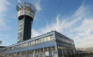 L'aéroport d'Orly, illustration
