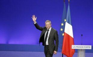 """L'ancien ministre UMP Bruno Le Maire a indiqué lundi sur BFM Radio qu'il sera candidat à la présidence de l'UMP si quatre propositions qu'il va présenter """"fin août-début septembre"""" ne sont pas reprises par l'un des candidats déclarés."""