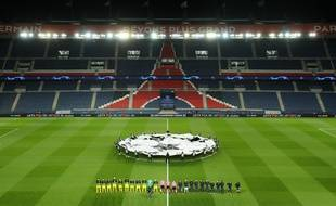 Le 8e de finale retour de la Ligue des champions entre le PSG et Dortmund s'est déroulé à huis clos, le 11 mars 2020.