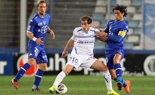 Disnheim, qui évolue en Excellecne, accueillera l'AJ Auxerre de Julien Viale au 7e tour de la Coupe de France.