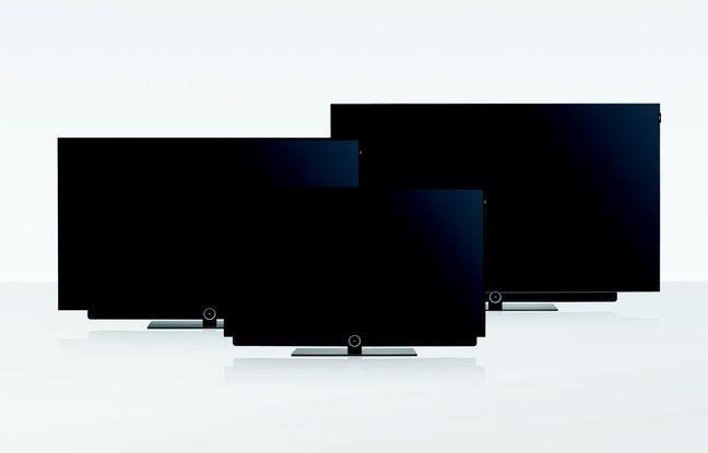 Certains téléviseurs de la marque Loewe proposent un disque dur intégré optionnel.
