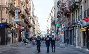 Patrouille de police, Lyon