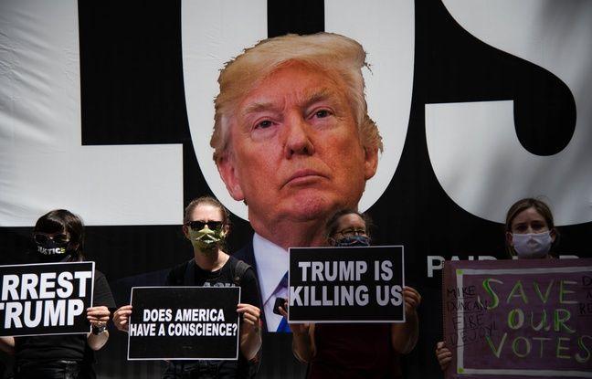 Etats-Unis: Donald Trump est «cruel» et «menteur», selon sa soeur
